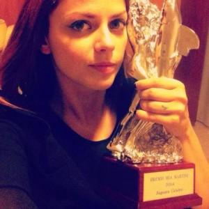 Annalisa vince il Premio Mia Martini 2014 e parla del suo nuovo disco. Intervista esclusiva di Chez Mimì